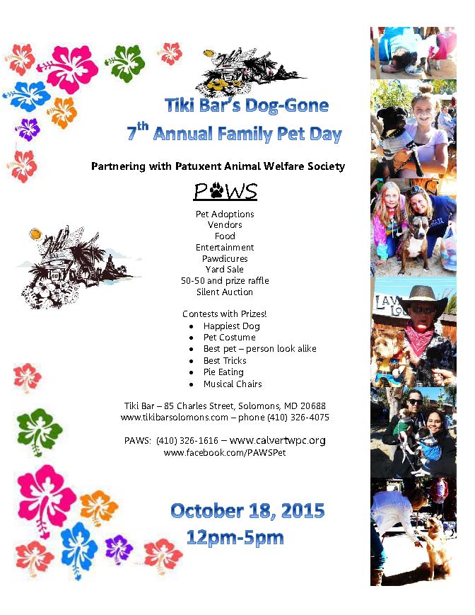 2015 Tiki Doggone Flyer