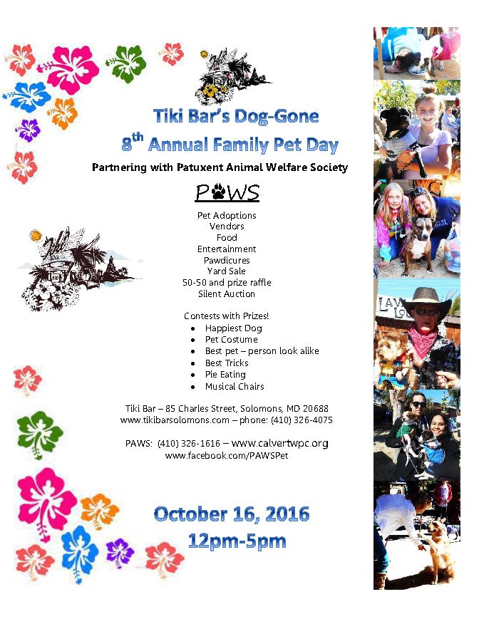 2016 Tiki Doggone Flyer